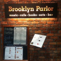 Photo taken at Brooklyn Parlor by ジップ on 10/17/2012