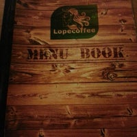 Photo taken at Lopecoffee by Ferry I. on 12/30/2014