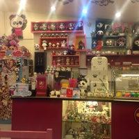 Photo taken at Panda Cafe by Bhud on 1/22/2015