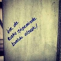 Photo taken at Çakıl Bar by Mustafa A. on 8/15/2016