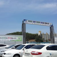 Photo taken at Gangneung Stn. by IWitt I. on 5/17/2015