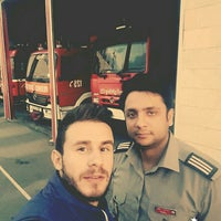 Photo taken at Central Fire Station | ایستگاه آتشنشانی مرکزی قزوین by Morteza S. on 4/4/2016