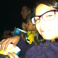 Photo taken at SilverCity Mississauga Cinemas by Karla T. on 10/20/2012