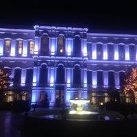 Photo taken at Four Seasons Hotel Mehmet&Huseyin Kuafor by Nath P. on 3/31/2014