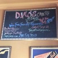 Photo taken at Dino's Lounge by Najuma F. on 6/26/2013