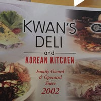 2/13/2016にChristopher J.がKwan's Deli and Korean Kitchenで撮った写真