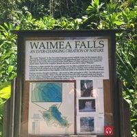 Photo taken at Waimea Valley Adventure Park by jamey b. on 8/26/2017
