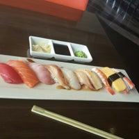 Photo taken at Sushi Ren (Ren Japanese Cuisine) by Donavan S. on 10/20/2014