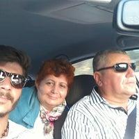 Photo taken at 22401-Yeni Foça Yol Ayrımı-(Durak) by Arif D. on 7/14/2014