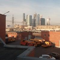Photo taken at ОАО МОЭК Филиал 1 Предприятие #7 by Vladimir K. on 10/27/2014