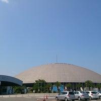 Photo taken at Nagoya International Exhibition Hall by SAWADA_Ijrh0727 on 6/8/2013