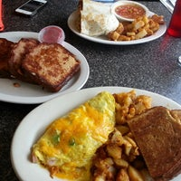 Photo taken at South Wedge Diner by Jen P. on 6/24/2013