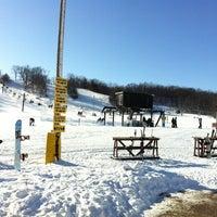 Photo taken at Seven Oaks Recreation by Casey N. on 12/26/2012
