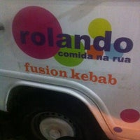 Photo taken at Rolando Fusion Kebab by Tatiana M. on 4/2/2014