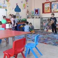Photo taken at yeniceköy ilkokulu ve ortaokulu by Gamze K. on 3/26/2015