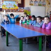 Photo taken at yeniceköy ilkokulu ve ortaokulu by Gamze K. on 4/10/2015