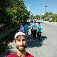 Photo taken at Güzelyalı Cami by Ziya Ç. on 9/18/2015