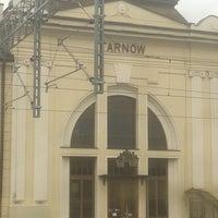 Photo taken at Dworzec PKP Tarnów by Maria M. on 2/19/2017