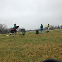 Photo taken at Rockwood Golf Course by Matthew T. on 3/9/2013