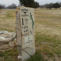 Photo taken at Rockwood Golf Course by Matthew T. on 3/15/2014