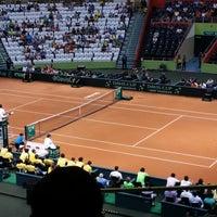 Photo taken at Copa Davis by Elianne F. on 9/14/2014