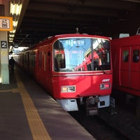 Photo taken at Jingū-mae Station (NH33) by のがたま on 1/10/2015