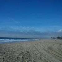 Photo taken at Venice Beach Boardwalk by XL on 12/3/2012
