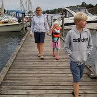 Photo taken at Gästhamnen Tjärö by Kent L. on 8/5/2016