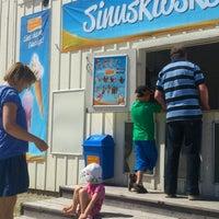Photo taken at Strandbaden by Kent L. on 6/7/2013