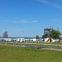 Photo taken at Strandbaden by Kent L. on 6/8/2013