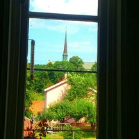 Photo taken at Vadstena Klosterkyrka by Kent L. on 8/2/2014