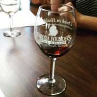 Photo taken at Founders Wine Cellar by Candice Q. on 8/11/2015
