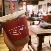 Photo taken at Cosans Coffee by Schian G. on 8/8/2014