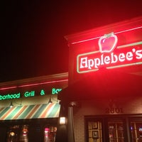 Photo taken at Applebee's by Eric Z. on 1/17/2013