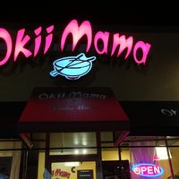 Photo taken at Okii Mama by Eric Z. on 11/13/2012