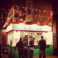 Photo taken at Mario's Italian Lemonade by Igin I. on 5/5/2013