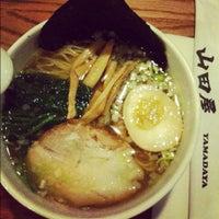 Photo taken at Ramen Yamadaya by Franklin D. on 10/3/2012