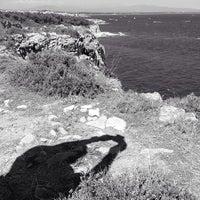Photo taken at Ruta L'Escala - Cala Montgó by Fedi on 8/15/2013