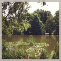 Photo taken at Prinzenweiher by Andi &. on 8/15/2013