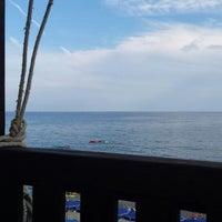 Photo taken at Celle Lido Beach Club by Richard v. on 8/7/2014