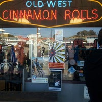Photo taken at Old West Cinnamon Rolls by Paul on 6/5/2013