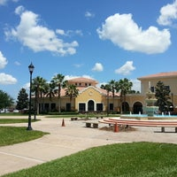 Photo taken at UCF Rosen College of Hospitality Management by Nebel T. on 4/8/2013