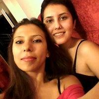 Photo taken at Moulin Rouge Coıffeur by Derya T. on 7/17/2014