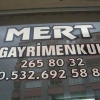 Photo taken at Mert Gayrimenkul by Ahmet Kara M. on 7/18/2014