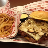 Photo taken at Smashburger by Will K. on 5/4/2013