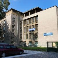 Photo taken at Kolej Bubeneč by ЧВУТ.ру on 10/9/2014