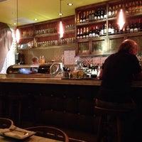 Photo taken at Bar Crudo Miami by Helen B. on 10/31/2013
