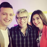 Photo taken at Телеканал Нова Волинь by Михайло К. on 6/14/2016