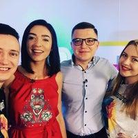 Photo taken at Телеканал Нова Волинь by Михайло К. on 7/30/2016