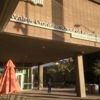 Photo taken at Walter Cronkite School of Journalism & Mass Communication by Jon G. on 1/17/2013